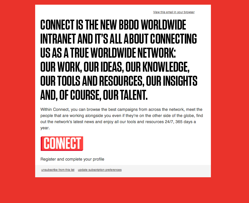 BBDO Connect