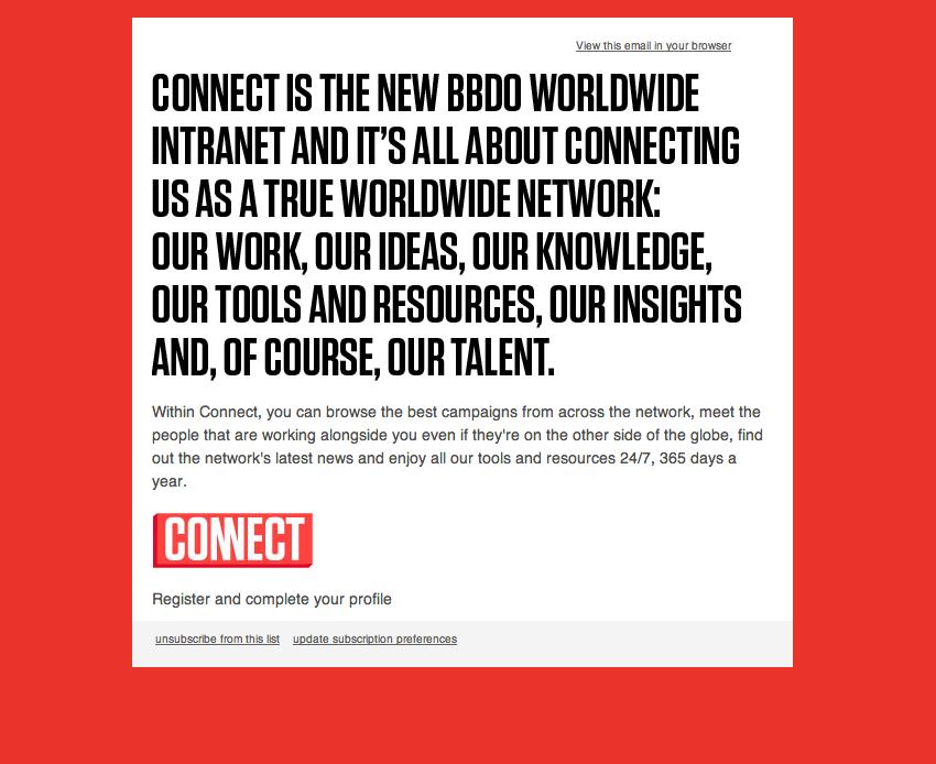 BBDO Connect
