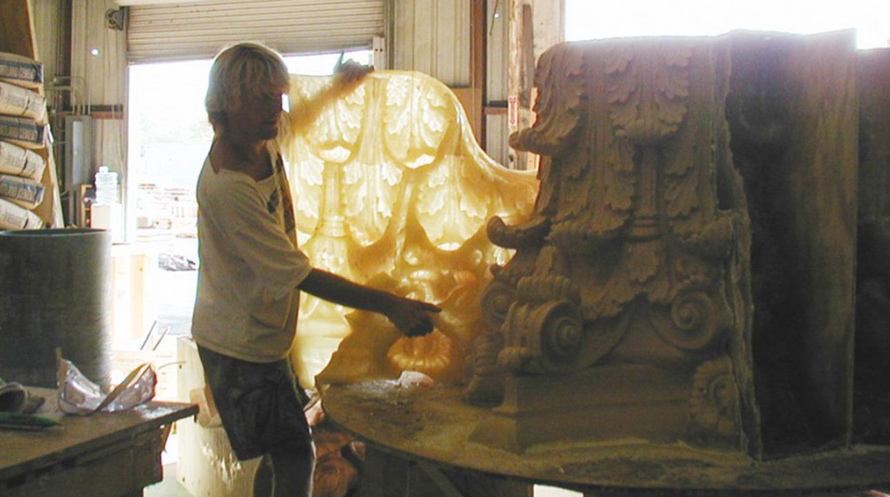 Architectural Mold Making